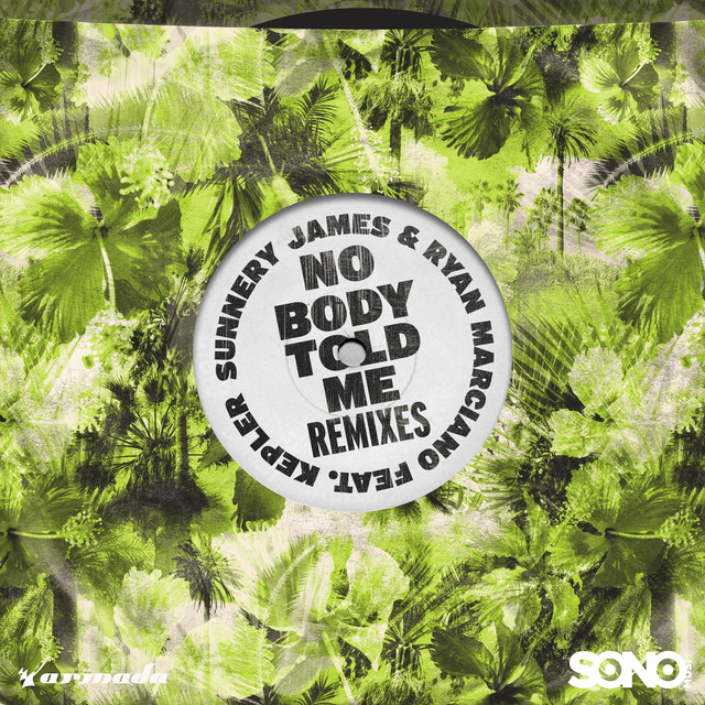 Nobody Told Me (Remixes)