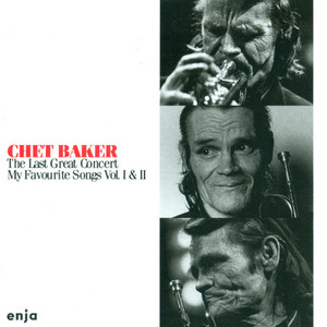 Chet Baker, Walter Norris, North German Radio Philharmonic Orchestra I Fall In Love Too Easily cover