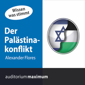 Der Palästinakonflikt (Ungekürzt) Audiobook