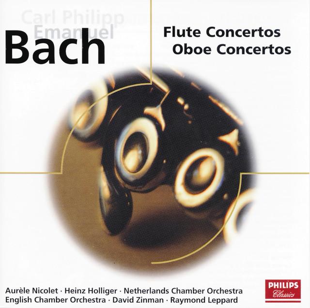 Bach, C.P.E.: Concertos for Flute and Oboe