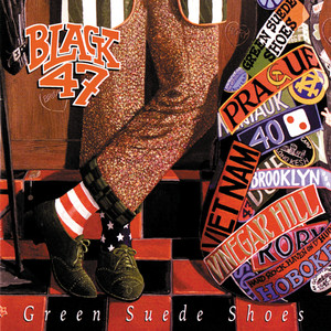 Green Suede Shoes album