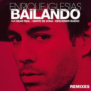 Bailando (Remixes) Albumcover