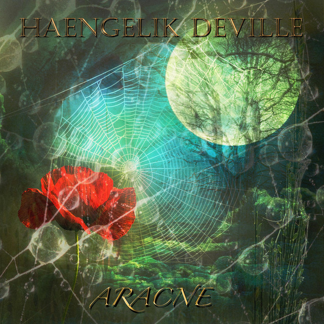 Album cover for Aracne by Haengelik Deville