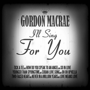 I'll Sing for You album
