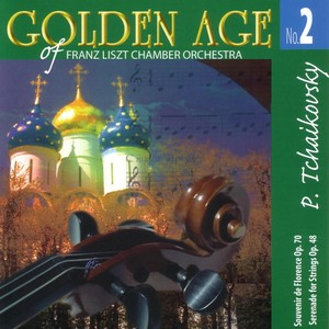 Golden Age Of Franz Liszt Chamber Orchestra No.3 Albumcover