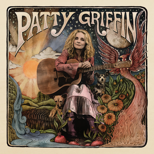 Album cover for Patty Griffin by Patty Griffin