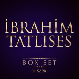 İbrahim Tatlıses Box Set Albumcover