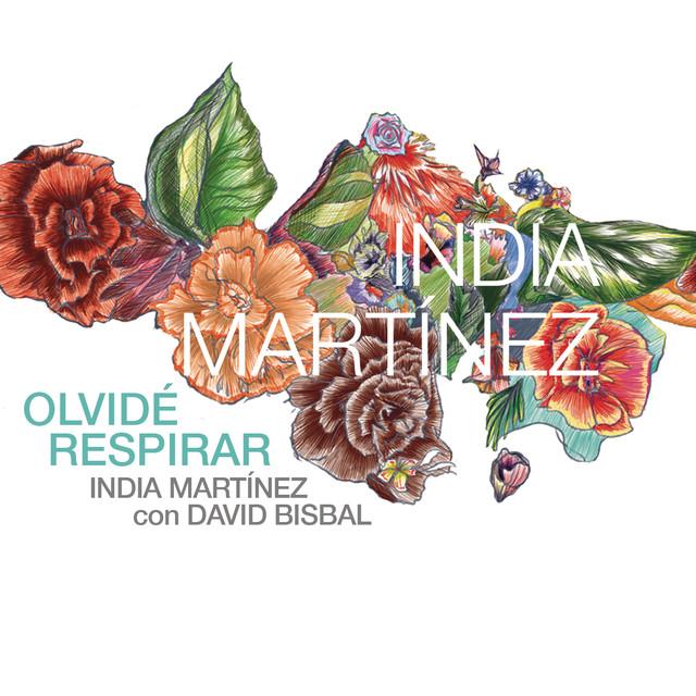 India Martínez Olvide Respirar album cover