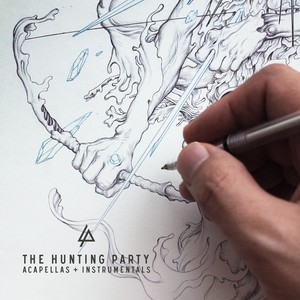 The Hunting Party: Acapellas + Instrumentals Albumcover