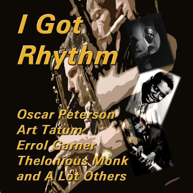 Oscar Peterson I Got Rhythm album cover