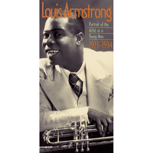 Louis Armstrong Hear Me Talkin'to Ya cover