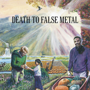 Death to False Metal Albumcover