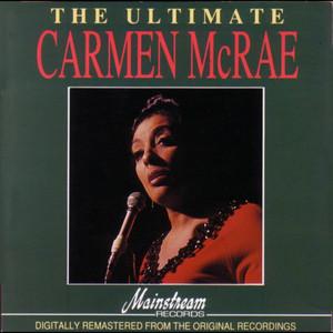 The Ultimate Carmen McRae album