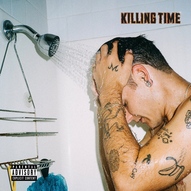 Album cover for Killing Time by The Holdup