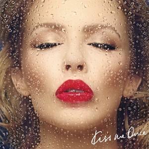 Kiss Me Once Albumcover