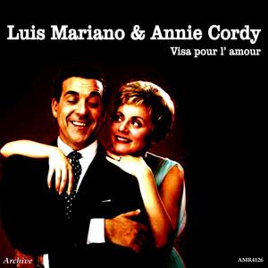 Annie Cordy, Armand Migiani Et Son Orchestre Cha cha des égoutiers cover