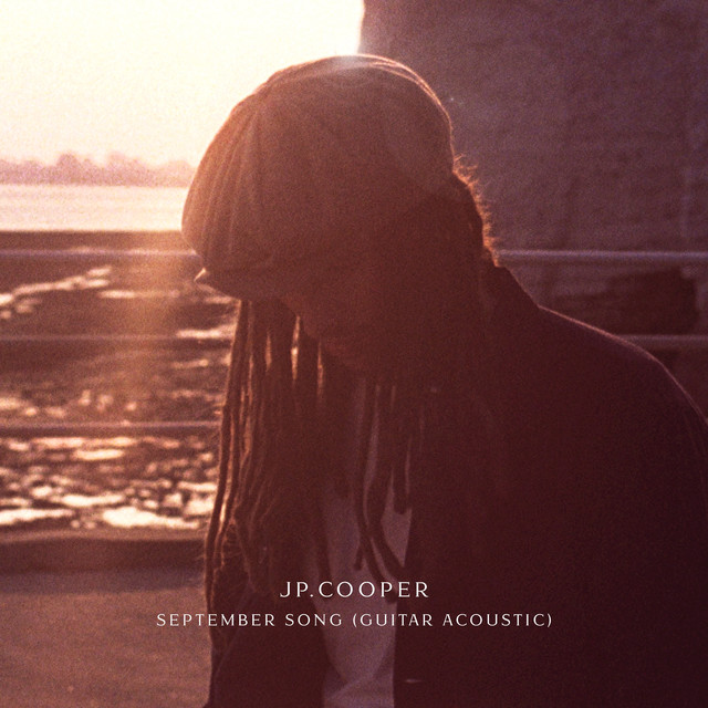 Guitar Acoustic, A Song By JP Cooper On