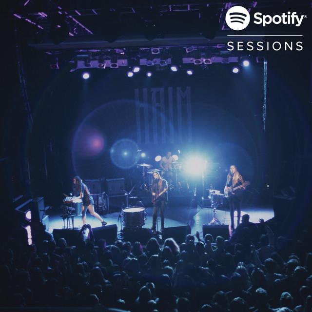 HAIM Spotify Sessions album cover