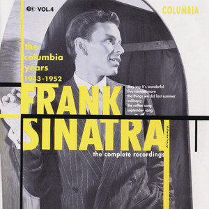 Frank Sinatra, Axel Stordahl & His Orchestra Begin The Beguine cover