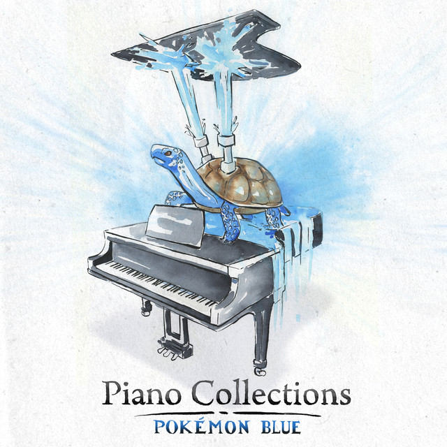 Piano Collections: Pokémon Blue