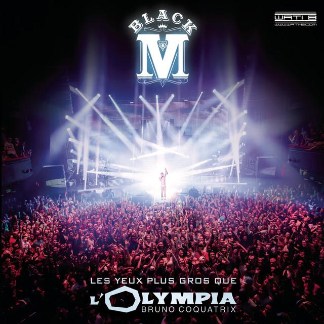 Les yeux plus gros que l'Olympia (Live) Albumcover