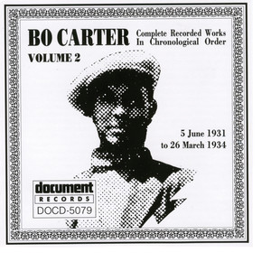 Bo Carter Vol. 2 (1931 - 1934) album