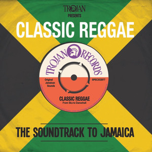The Wailers, Bob Marley, Bob Marley & The Wailers Trench Town Rock cover