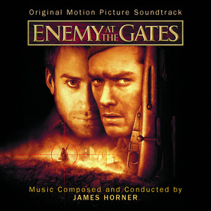 Enemy At The Gates - Original Motion Picture Soundtrack Albumcover