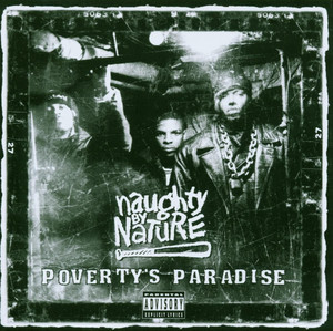 Naughty by Nature Holdin' Fort cover
