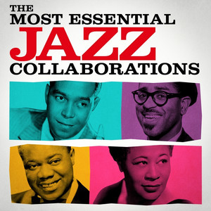 Louis Armstrong, Ella Fitzgerald, Jerome Kern, Oscar Peterson, Louie Bellson, Ray Brown, Herb Ellis I Won't Dance cover