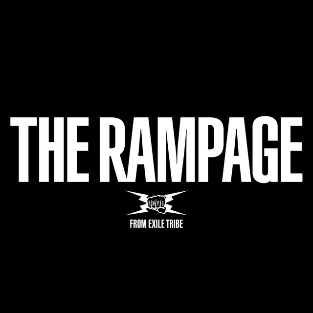 Album cover for THE RAMPAGE by THE RAMPAGE from EXILE TRIBE