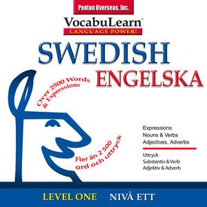 Vocabulearn® Swedish / English Level 1