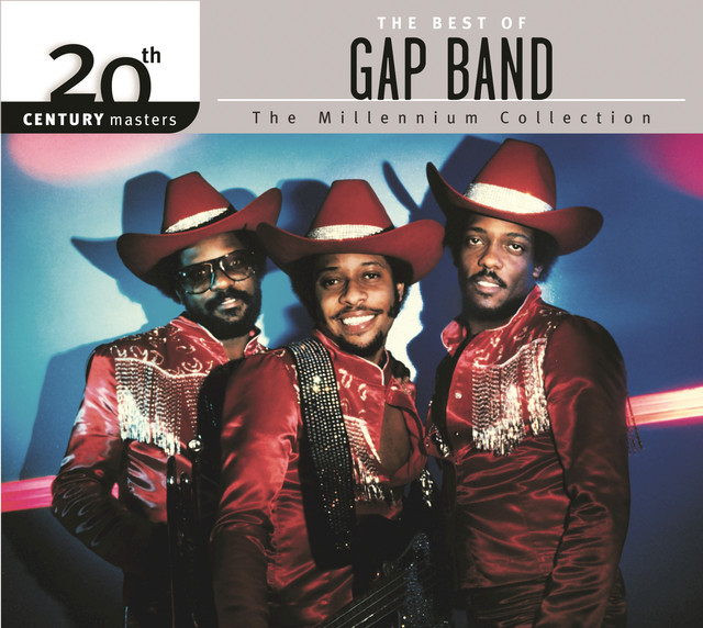 Best Of Gap Band 20th Century Masters The Millennium Collection