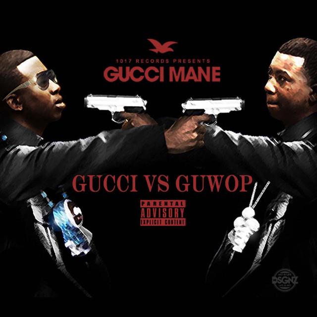 Gucci vs. Guwop Albumcover