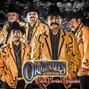 Purros Corridos Originales Albumcover