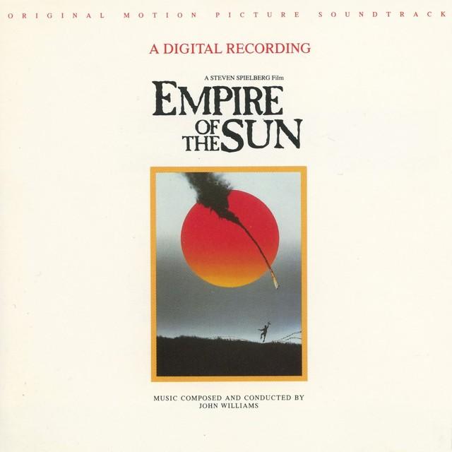 Empire Of The Sun (Original Motion Picture Soundtrack) Albumcover