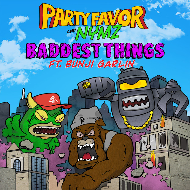 Baddest Things (feat. Bunji Garlin)