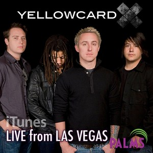 Live From Las Vegas At The Palms Albumcover