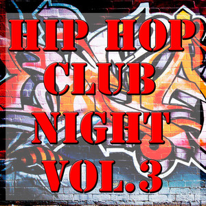 Hip Hop Club Night, Vol.3 Albumcover