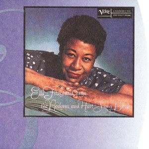 Ella Fitzgerald Sings The Rodgers And Hart Songbook Albumcover
