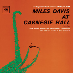 Miles Davis At Carnegie Hall- The Complete Concert Albumcover