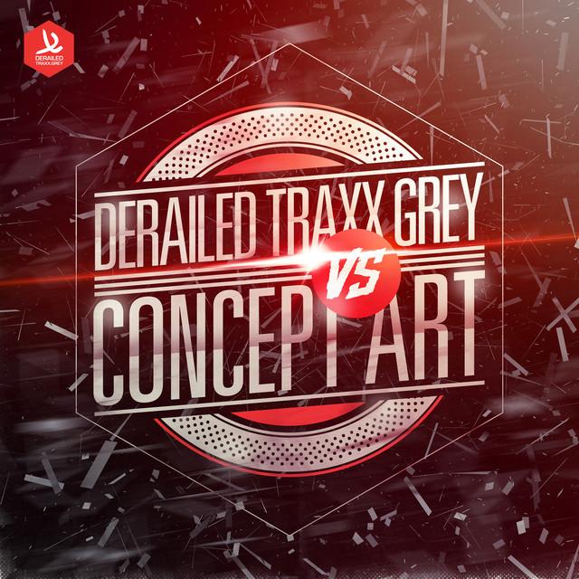 Derailed Traxx Grey vs Concept Art