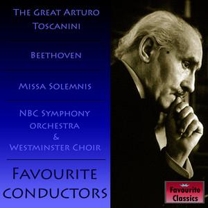 Favourite Conductors: The Great Arturo Toscanini Albumcover