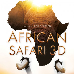 African Safari 3D (Ben Stassen's Original Motion Picture Soundtrack) Albümü