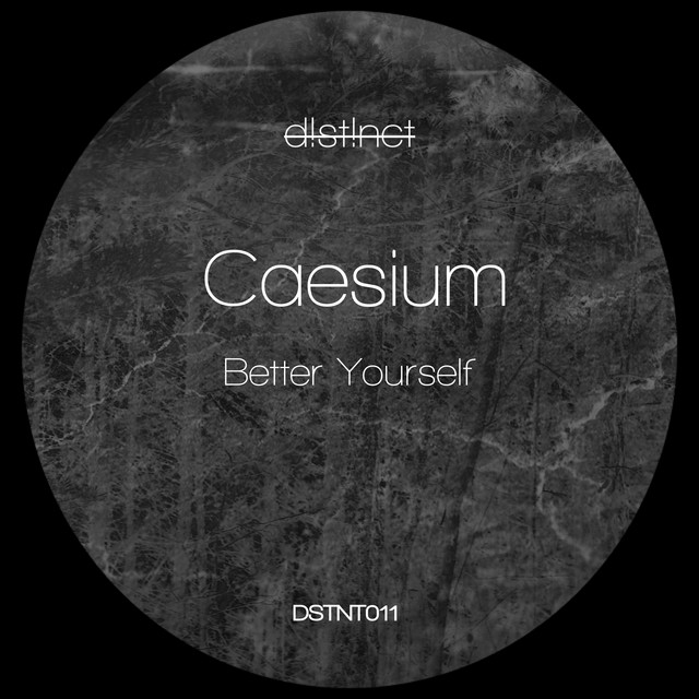 Album cover for Better Yourself by Caesium