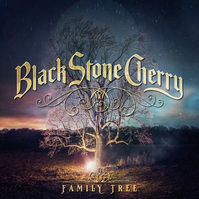 Album cover for Family Tree by Black Stone Cherry