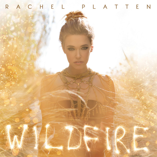 Album cover for Wildfire by Rachel Platten