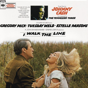 I Walk the Line (Original Soundtrack Recording) Albumcover