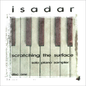Scratching the Surface: Solo Piano Sampler album