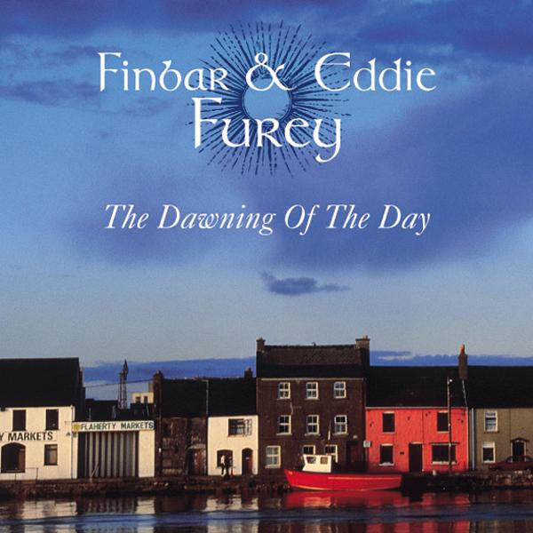 Finbar Furey, Eddie Furey The Dawning of the Day album cover